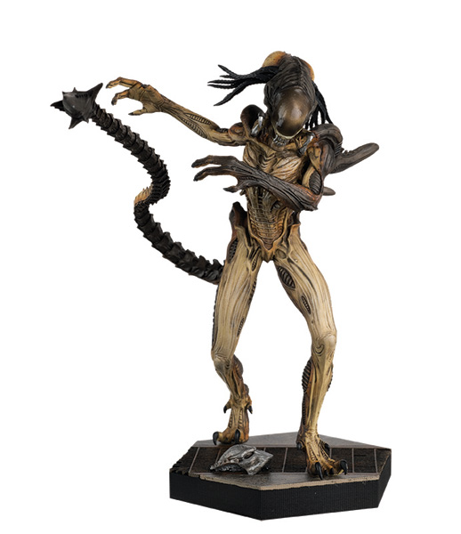 AP11 - Eaglemoss Predalien Aliens vs Predator Requiem Cast