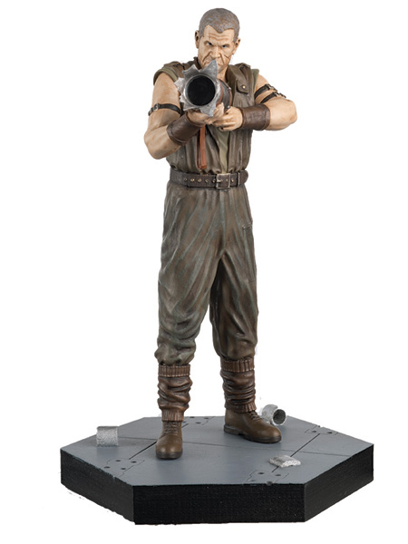 AP12 - Eaglemoss Johner Alien Resurrection Cast