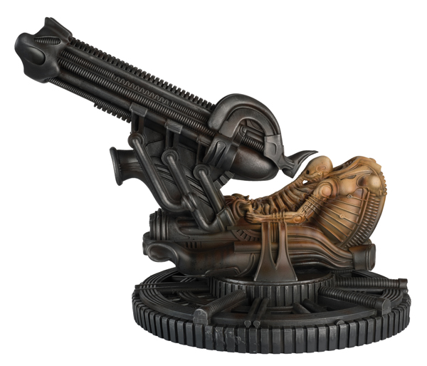APMEGA03 - Eaglemoss The Pilot Space Jockey Mega Statue