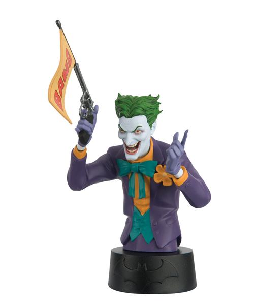 DCBUST02 - Eaglemoss The Joker DC Universe Collectors Bust