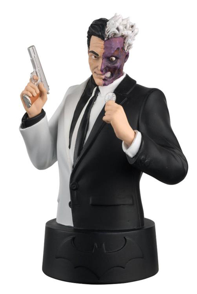 DCBUST04 - Eaglemoss Two Face DC Universe Collectors Bust