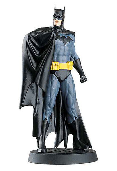 DCC01 - Eaglemoss Batman DC Comics Super Hero Collection