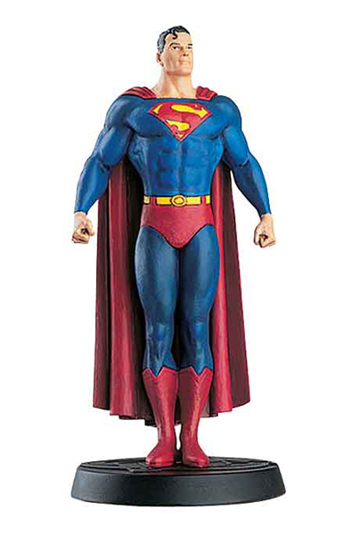 DCC02 - Eaglemoss Superman DC Comics Super Hero Collection Officially