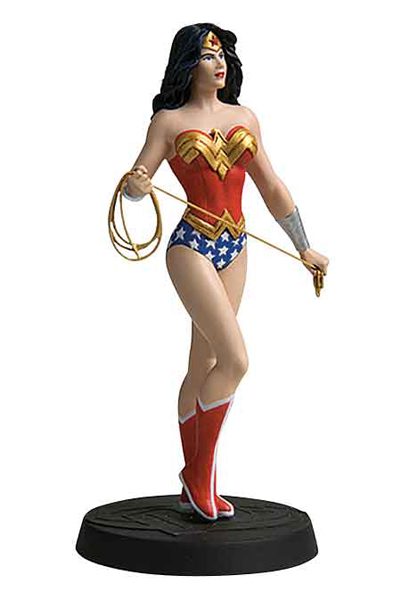 DCC03 - Eaglemoss Wonder Woman DC Comics Super Hero
