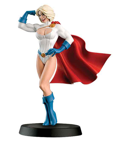 DCC16 - Eaglemoss Power Girl DC Comics Super Hero