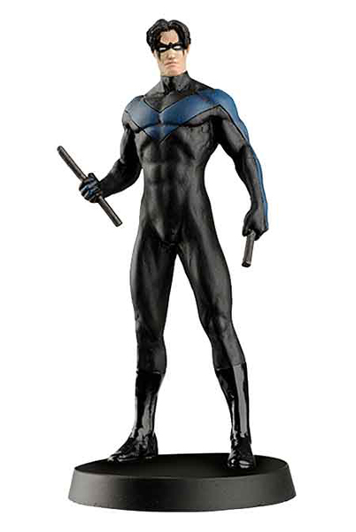 DCC18 - Eaglemoss Nightwing DC Comics Super Hero Collection