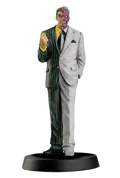 DCC19 - Eaglemoss Two Face DC Comics Super Hero