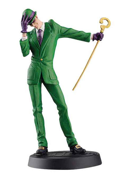 DCC28 - Eaglemoss The Riddler DC Comics Super Hero Collection