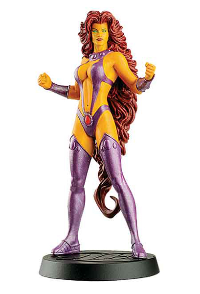 DCC29 - Eaglemoss Starfire DC Comics Super Hero Collection
