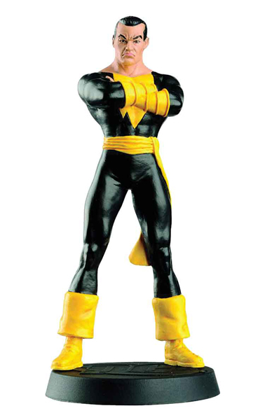 DCC36 - Eaglemoss Black Adam DC Comics Super Hero Collection