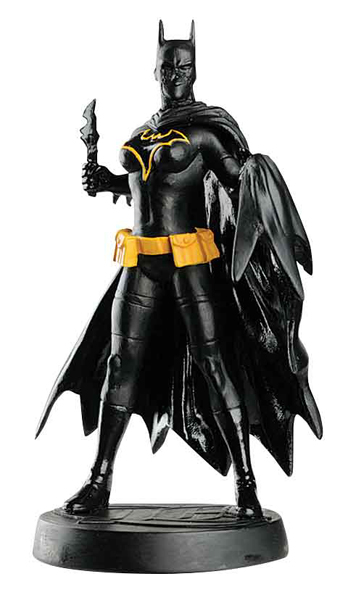 DCC43 - Eaglemoss Batgirl DC Comics Super Hero Collection Officially