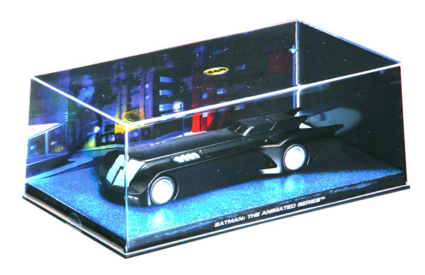EM-BM008 - Eaglemoss Batmobile from Batman