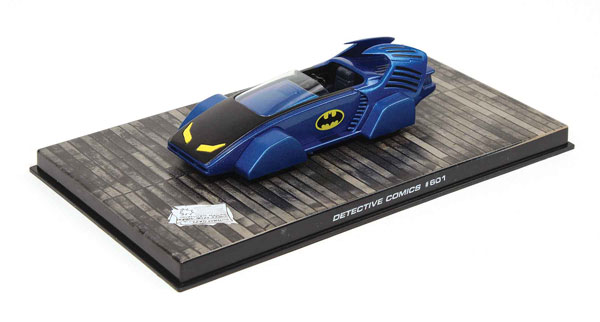 EM-BM013 - Eaglemoss Batmobile from