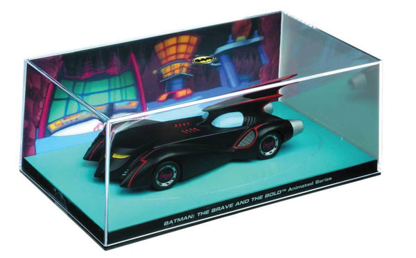 EM-BM014 - Eaglemoss Batmobile from
