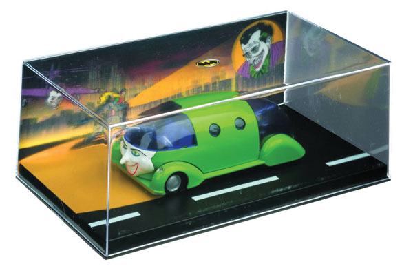 EM-BM017 - Eaglemoss Jokermobile from Batman 37