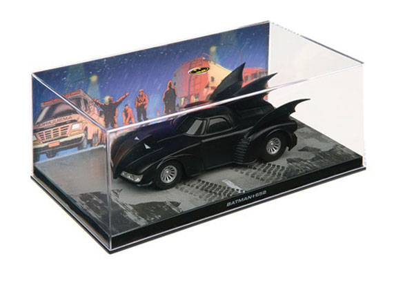 EM-BM020 - Eaglemoss Batmobile from Batman 652