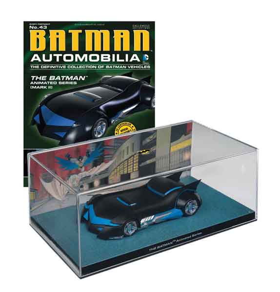 EM-BM043 - Eaglemoss Batmobile from