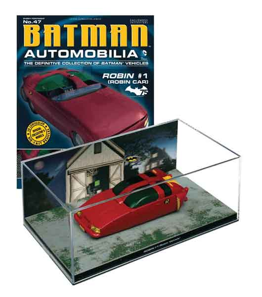 EM-BM047 - Eaglemoss Robinmobile from Robin 1