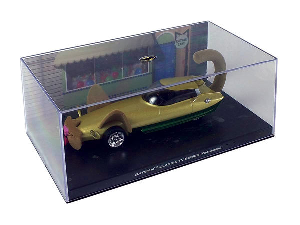 EM-BM079 - Eaglemoss Catmobile Batman Classic TV Series