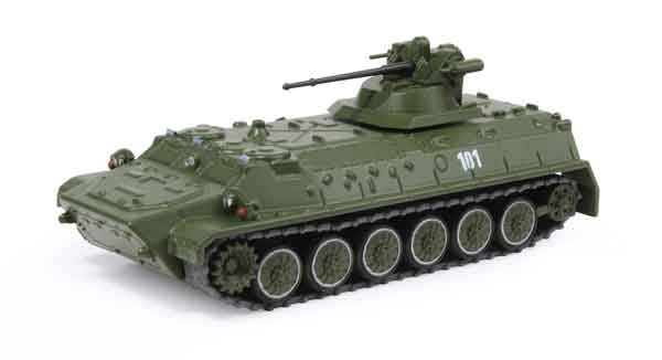 EM-CV025 - Eaglemoss MT LB Armored Personnel Carrier Tank Russian