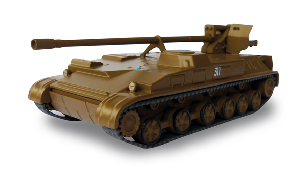 EM-CV034 - Eaglemoss 2S5 Giatsint 152mm Self Propelled Gun
