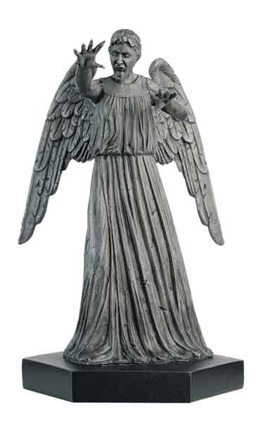 EM-DW004 - Eaglemoss Doctor Who Weeping Angel Figurine Made