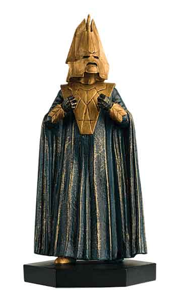 EM-DW015 - Eaglemoss Doctor Who Omega Figurine Made of