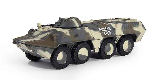 EM-R0005 - Eaglemoss BTR 80 Armored Personnel Carrier