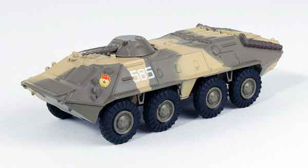 EM-R0083 - Eaglemoss BTR 70 Armored Personnel Carrier