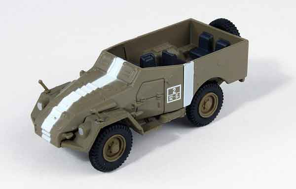 EM-R0085 - Eaglemoss BTR 40 Armored Personnel Carrier