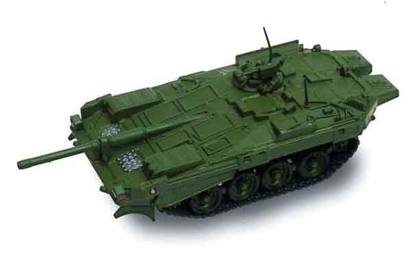 MTANK04 - Eaglemoss Stridsvagn 103B Tank Swedish Army
