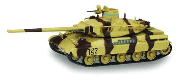 MTANK05 - Eaglemoss AMX 30 Tank Greek Army