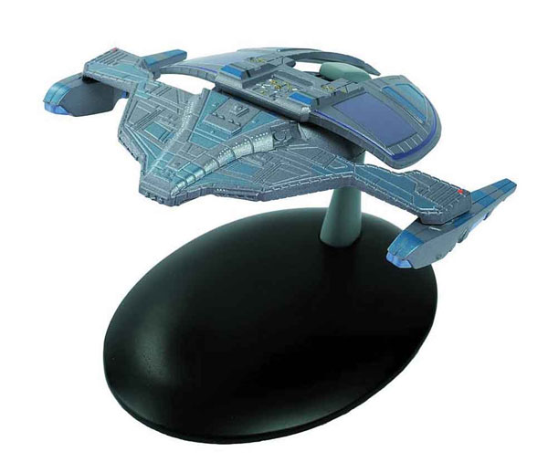 ST29 - Eaglemoss Star Trek Jemhadar Fighter Star Trek
