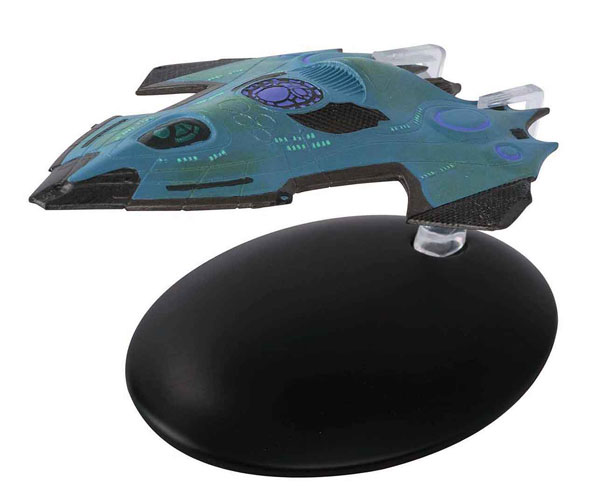 ST59 - Eaglemoss Star Trek USS Relativity NCV 474439 G