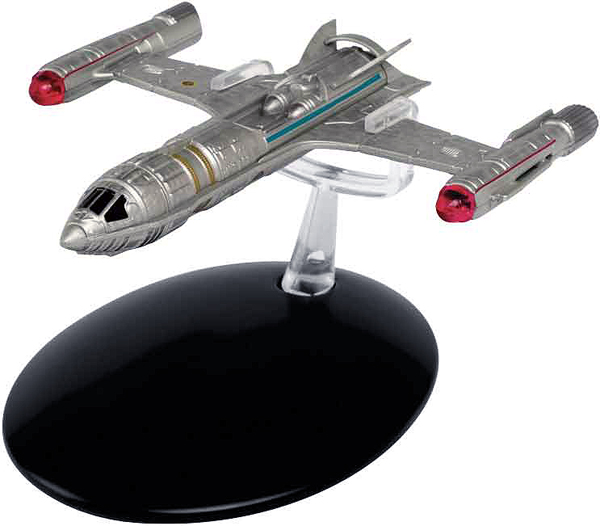 ST84 - Eaglemoss Star Trek NX Alpha Prototype Warp