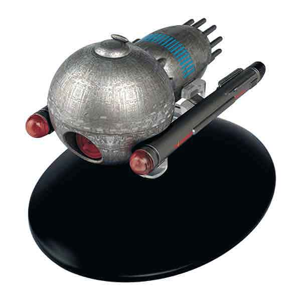 ST92 - Eaglemoss Star Trek Medusan Starship Star Trek