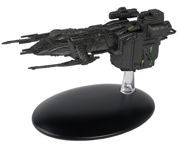 ST99 - Eaglemoss Star Trek Arctic One Assimilated Arctic