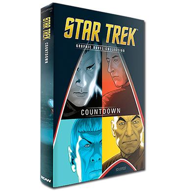 STGN01 - Eaglemoss Star Trek Graphic Novels Volume 1