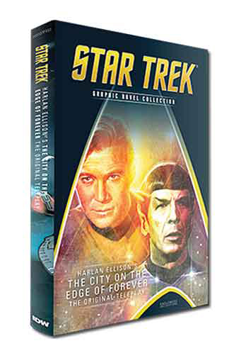 STGN02 - Eaglemoss Star Trek Graphic Novels Volume 2
