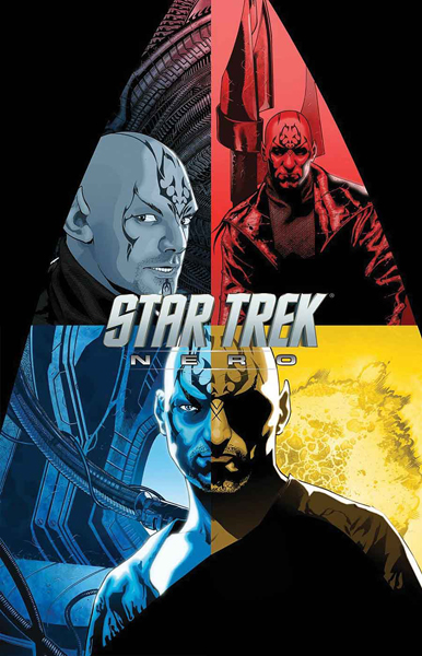 STGN06 - Eaglemoss Star Trek Graphic Novels Volume 6 Nero