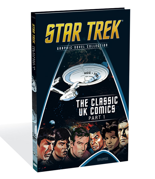 STGN10 - Eaglemoss Star Trek Graphic Novels Volume 10