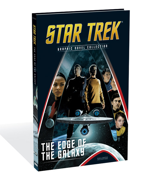 STGN12 - Eaglemoss Star Trek Graphic Novels Volume 12