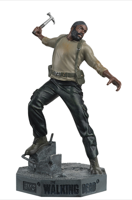 TWD05 - Eaglemoss Tyreese The Walking Dead TV Series 2010