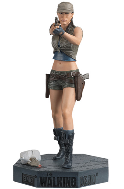 TWD13 - Eaglemoss Rosita The Walking Dead TV Series