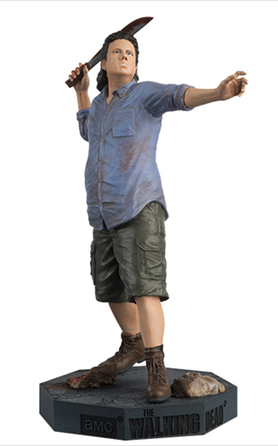TWD22 - Eaglemoss Eugene The Walking Dead TV Series