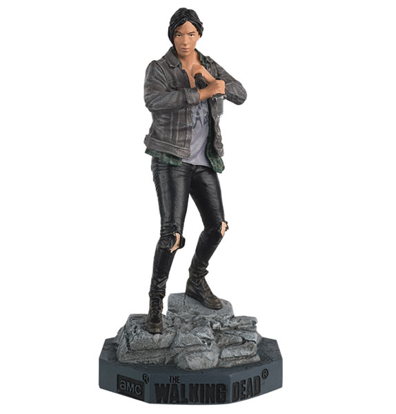 TWD25 - Eaglemoss Tara The Walking Dead TV Series