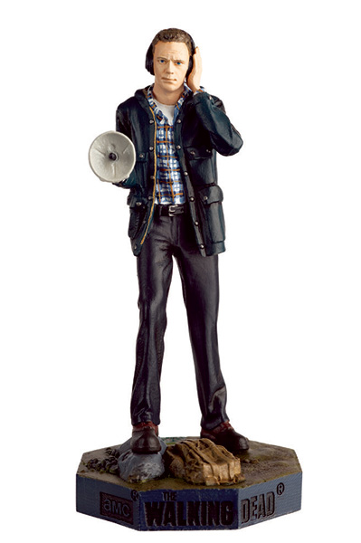 TWD29 - Eaglemoss Aaron The Walking Dead TV Series