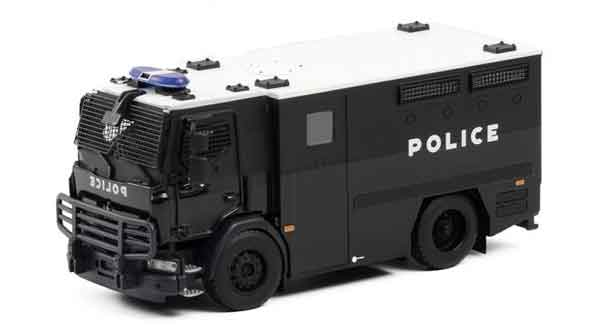 114544 - Eligor Police Renault Mids Armoured Personel Transport