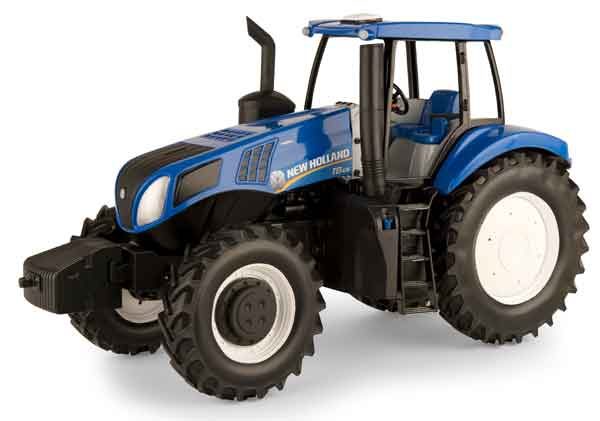 13840 - ERTL Toys New Holland T8435 tractor