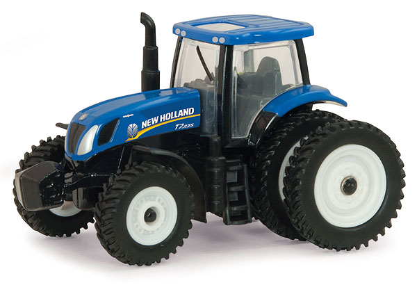 13844 - ERTL Toys New Holland T7235 tractor